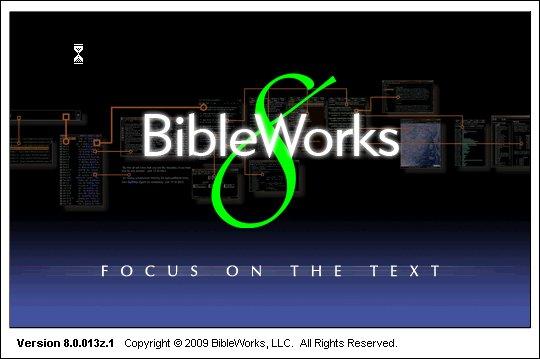 Bibleworks 8