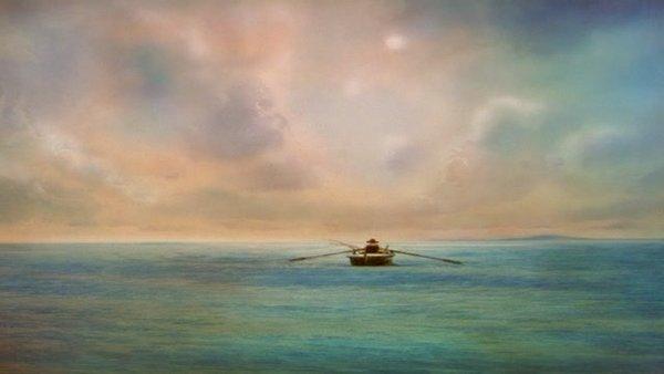 老人与海油画版_《老人与海》(Old Man And The Sea)[DVDRip]_eD2k地址_剧场动画_动漫下载 ...