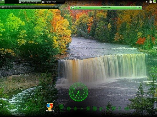 veket-8.06-x86 U盘随身系统[iso][linux][简体中文][开源][附veket-winPE三合一系统]
