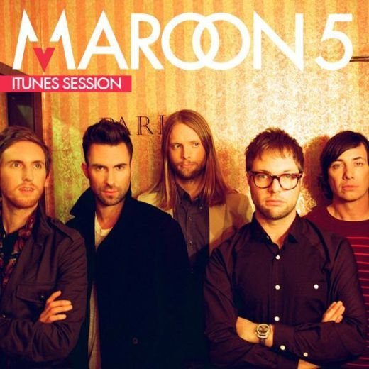 Maroon 5 Magic Mp3 Download: Maroon 5 -《iTunes Session》EP[MP3]