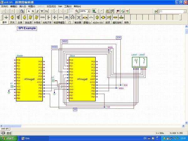 Tina Pro是重要的现代化EDA(Electronic Design Automation,即电子电路设计自动化)软件之一,用于模拟及数字电路的仿真分析。其研发者是欧洲DesignSoft Kft.公司,目前大约流行四十多个国家,并有二十余种不同语言的版本,其中包括中文版,大约含有两万多个分立或集成电路元器件。   该软件的具体功能包括:在模拟电路分析方面,Tina Pro除了具有一般电路仿真软件通常所具备的直流分析、瞬态分析、正弦稳态分析、傅立叶分析、温度扫描、参数扫描、最坏情况及蒙特卡罗统计等仿真