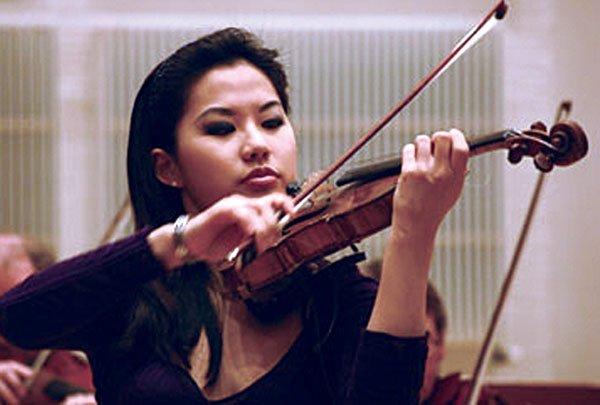 Sarah Chang 张永宙 布鲁赫 勃拉姆斯 小提琴协奏曲 Bruch...