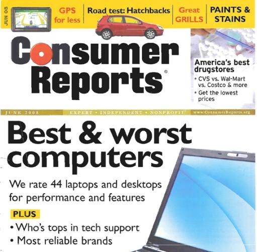 Consumer Guide Magazine: 《消费者报告》(Consumer Reports Magazine)2007-2008[PDF]_ED2000资源共享