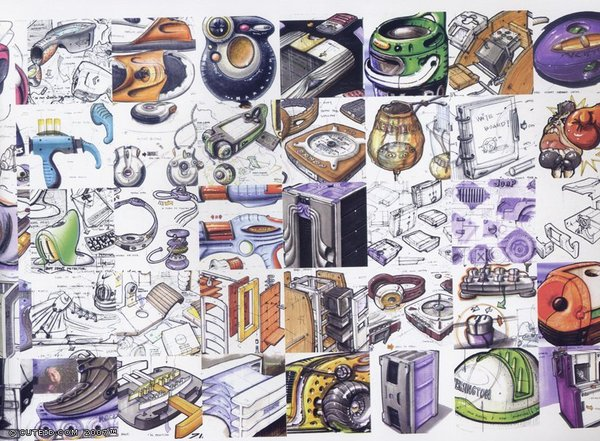 《产品创意设计:刘传凯的产品设计》(刘传凯 & 张英惠