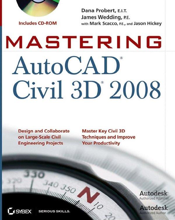 mastering autocad civil 3d 2016 pdf