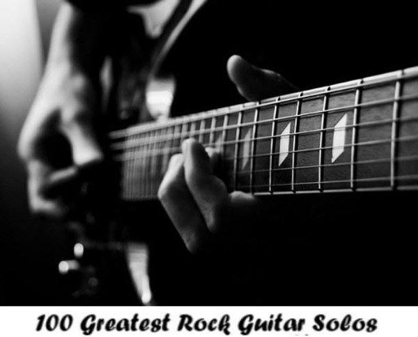 100 greatest guitar solos: