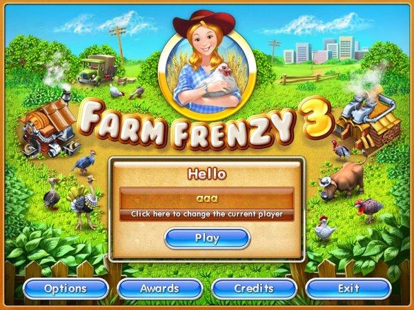 2009最新单机游戏《疯狂农场3》破解版[压缩包]