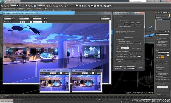 《三维动画设计》(autodesk.3dsmax.)v2012 win32|win图片