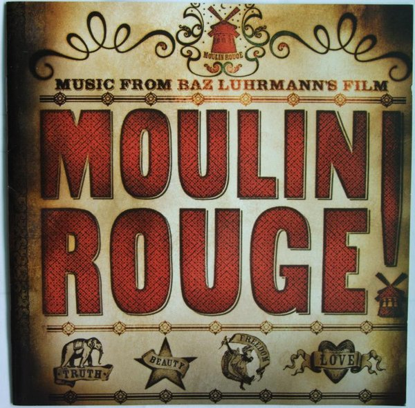 Moulin Rouge (Original Soundtrack) [flac]