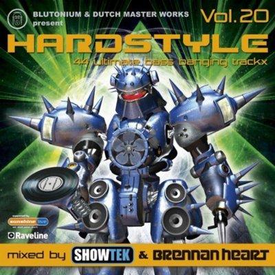 Various - Blutonium Presents Hardstyle Vol. 4