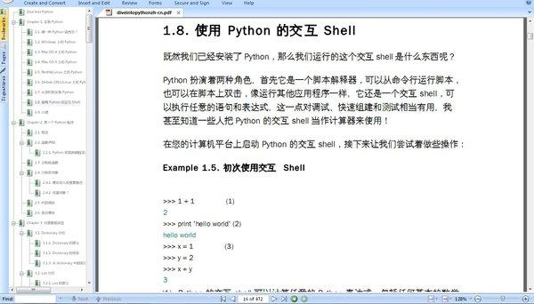 Python dive into python mark pilgrim pdf - Dive into python ...