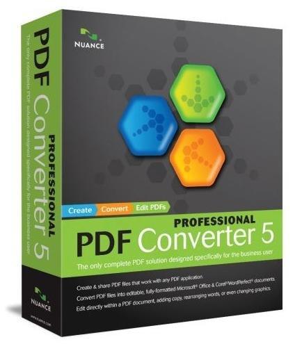 nuance pdf converter enterprise 7 and windows 10