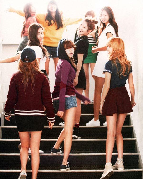 《少女时代在东京写真集》girls generation in