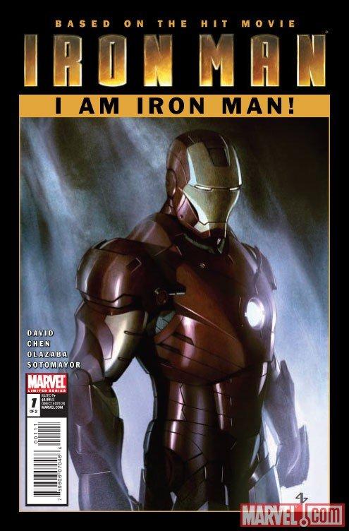 《我是钢铁侠!》(I AM IRON MAN!)[01连载中][