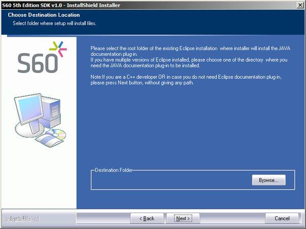 诺基亚S60开发包