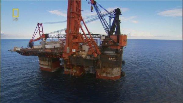 《国家地理 极限维修大挑战 挑战工程船》(national geographic
